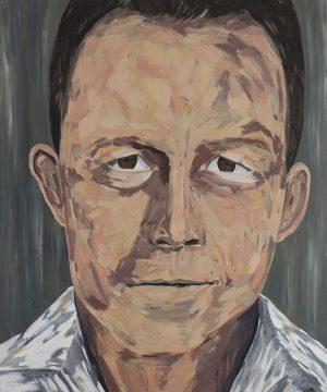 Vibeke Tøjner: Camus' ansigt – maleri og arbejder på papir