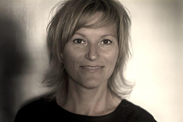 Christina Wilson. Foto: Henrik Saxgren