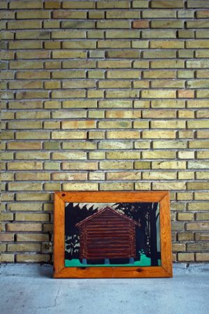 Cai Ulrich von Platen: En bærende væg