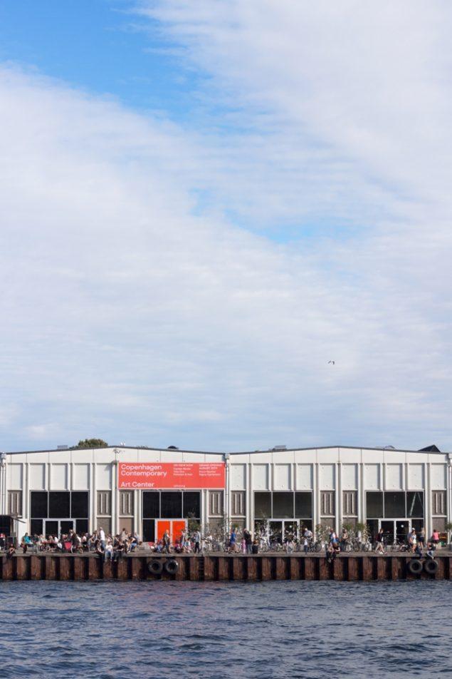 Copenhagen Contemporary. Foto: Philipp Loeken