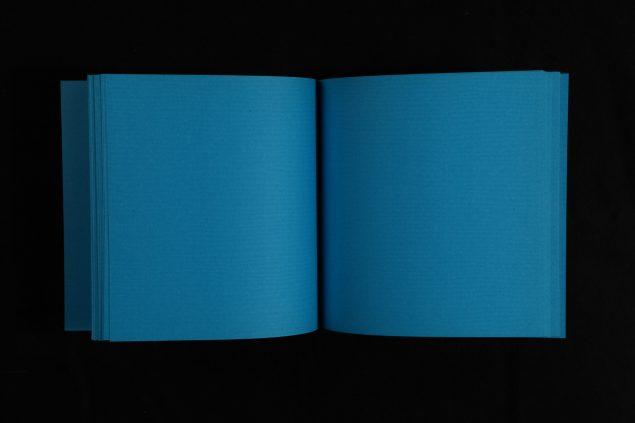 Per Kirkeby: blå, tid