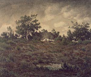 Théodore Rousseau: Ustyrlig natur