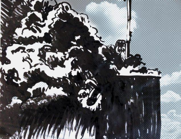 Morten Stræde: Tree of Smoke
