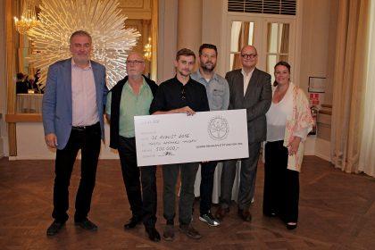 Martin Aagaard Hansen modtager Remmen Fondens Kunstpris 2016
