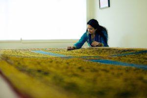 Aisha Khalid: To verdener som én