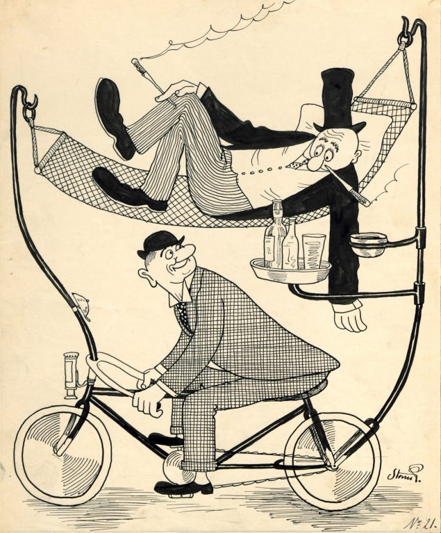 Storm P.: Hængekøjecyklen