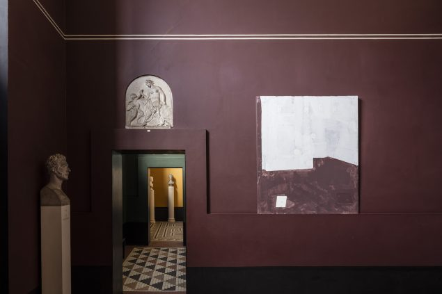TEMPLATE, værk i rum 9 på Thorvaldsens Museum. Foto: Anders Sune Berg