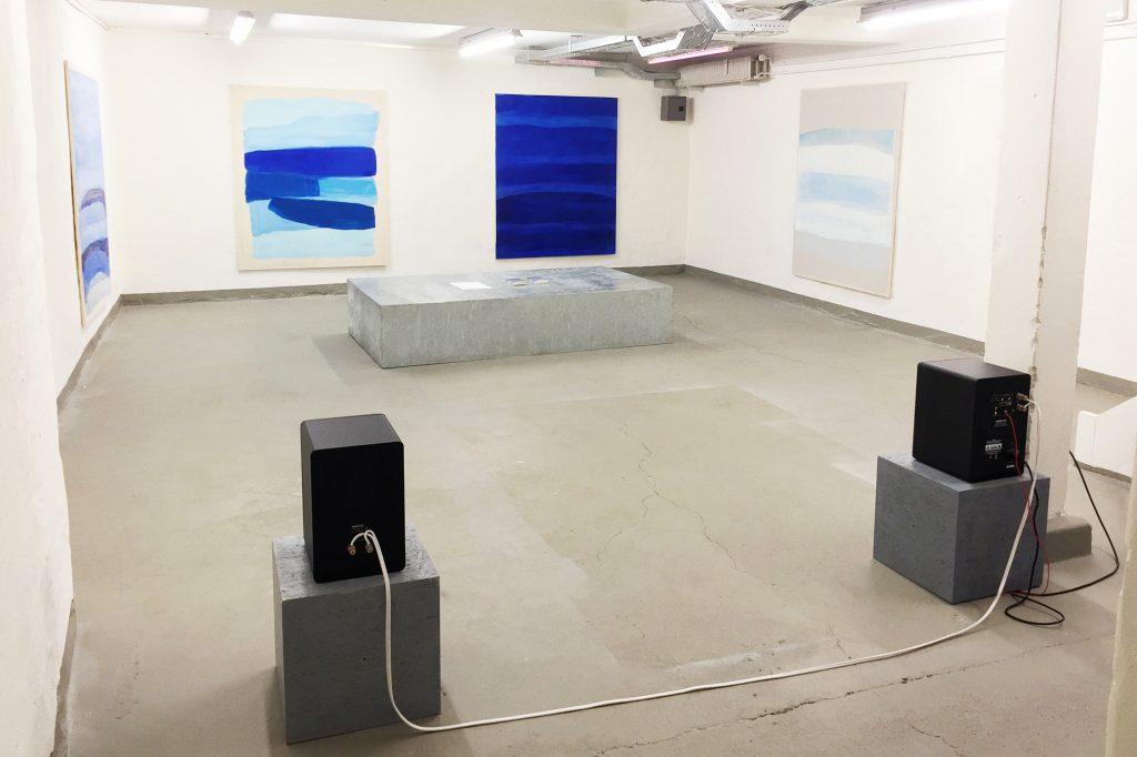Johanne Lykke Poulsen: Tide Room, 2015. Foto: Jacob Friis Holm