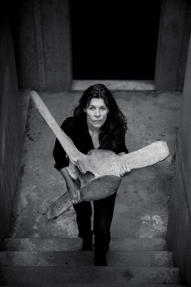 Tina Maria Nielsen. Foto: Lior Zilberstein