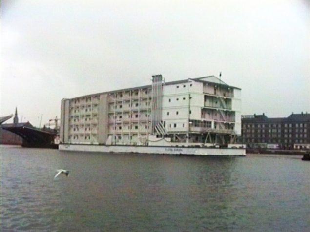 Vladimir Tomic: Flotel Europa, 2015. Video still . © Vladimir Tomic