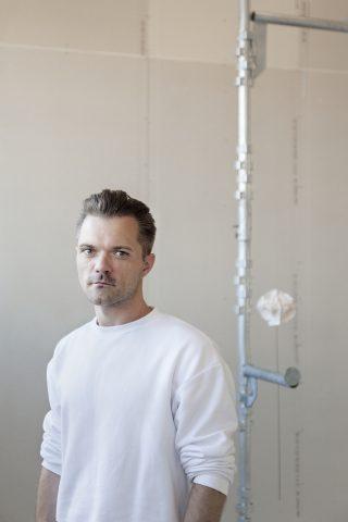 Portræt af Dan Stockholm. Foto: Morten Barker