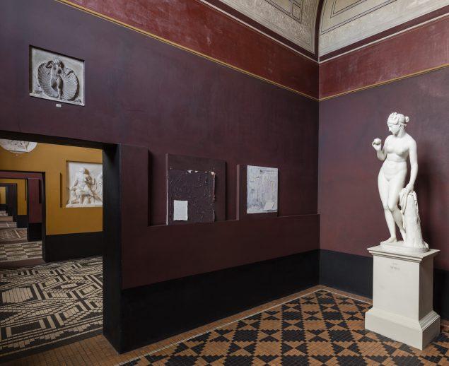 Thorvaldsens Museum, TEMPLATE, rum 4. Foto: Anders Sune Berg