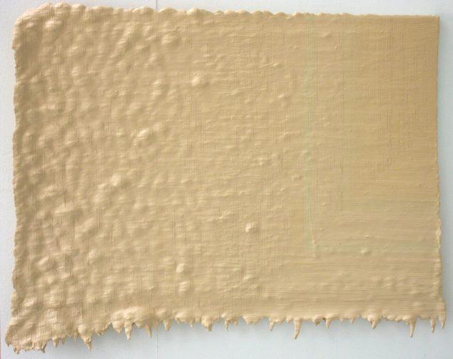 Uden titel, 2006. Akryl på lærred. 60x80 cm. Foto: Marie Søndergaard Lolk