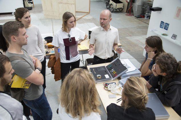 Kitchenlab by Mindaugas Gapsevicius, Alt_Cph '16. Foto: Frida Gregersen