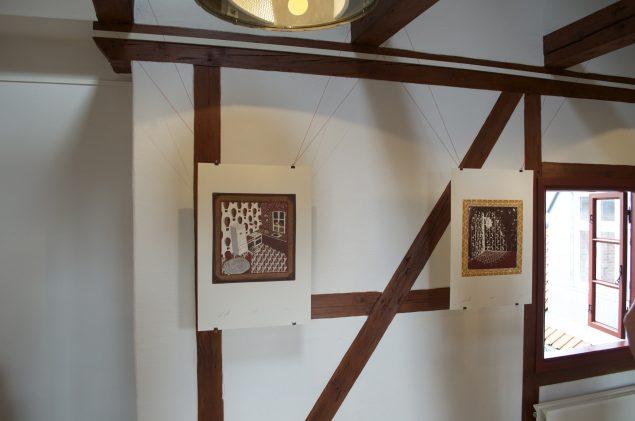 Laurits Gulløv, Rum, udstillingsview. Foto: Kunsthal vARTe