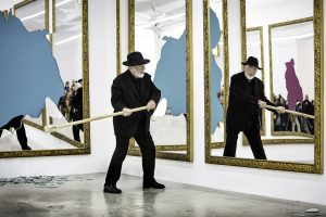 Michelangelo Pistoletto: Eleven Less One