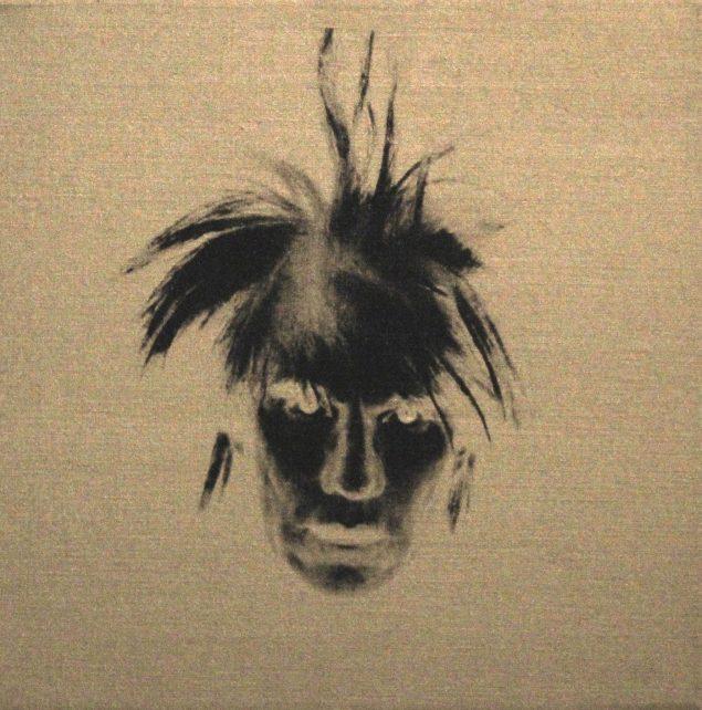 Andy Warhol: Self-Portrait, 1986. Foto: Ole Bak Jakobsen