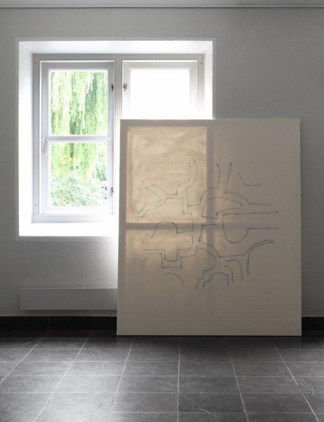 Untitled, 2016. Fra udstillingen Interstice, Møstings Hus. Foto: Jon Erik Nyholm