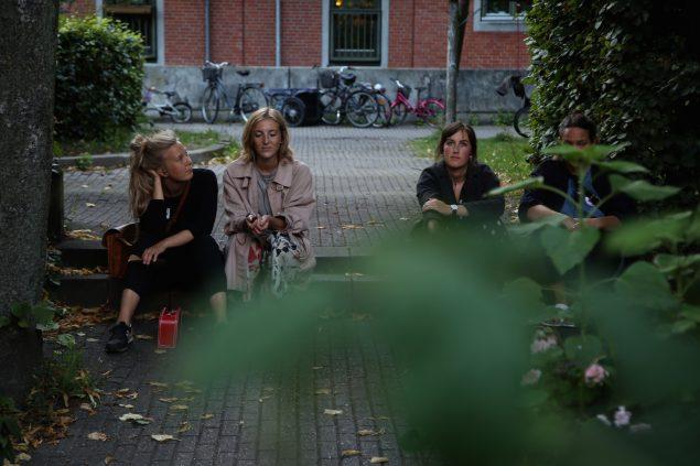 På tur med B_Tour. Foto: Katrine Møbius