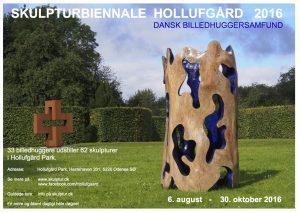 Skulpturbiennale Hollufgård 2016