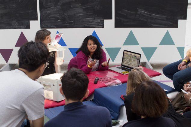 Utopia School på Alt_Cph '16. Foto: Frida Gregersen
