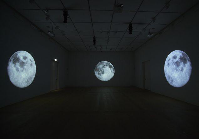 ART. Installationview fra udstillingen Væren Værket Verden, Holstebro Kunstmuseum, 2016. Foto: Mikkel Jezequel