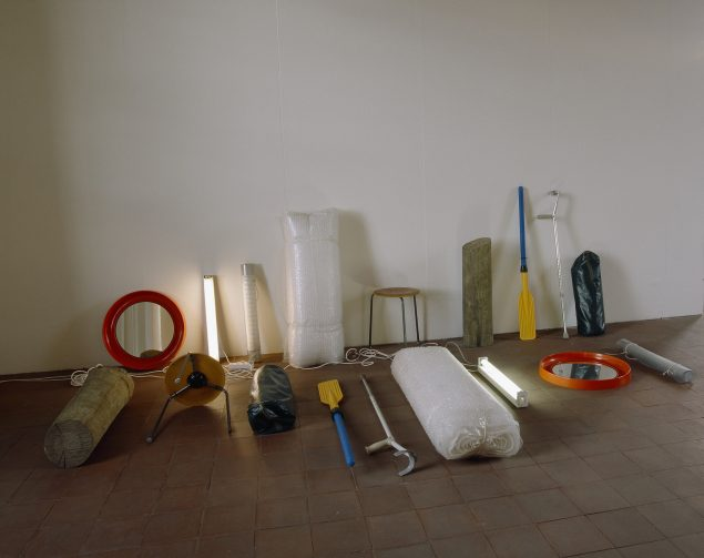 I'm sure you'll find that this Work af Art Makes Sense, 1998. Foto: Anders Sune Berg