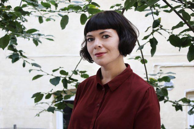Portræt af Anna Bak. Foto: Camilla Reyman