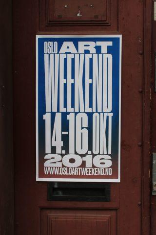 Oslo Art Weekend