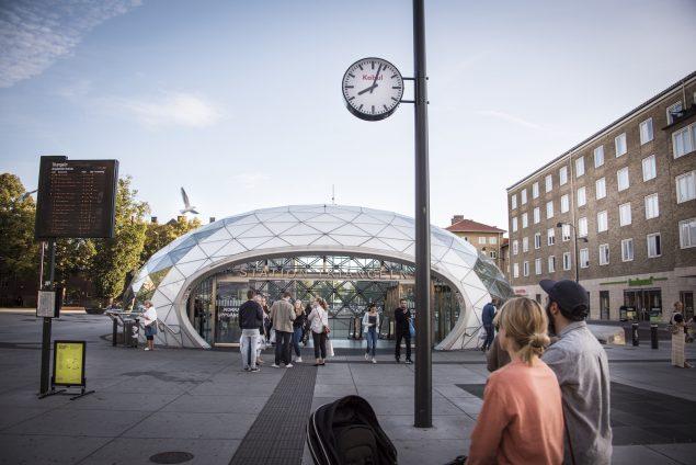 Jens Haaning: Kabul Time, 2016, Malmös Leende. Installationsview. Foto: Ricard Estay