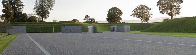 Monumentet over Danmarks internationale indsats efter 1948, 2011. Kastellet i København. Foto: Jens Markus Linde. Se link for flere billeder samt en beskrivelse.