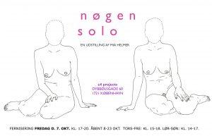Mia Helmer: nøgen solo