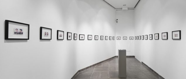 Installationsview fra udstillingen Who's Next?, 2013, Hasselblad Foundation. Foto: Kalle Sanner/Hasselblad Foundation
