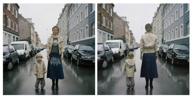 Charlotte Haslund-Christensen: Indfødte fra Aarhus, 2008. Fra serien De Indfødte/Natives: The Danes