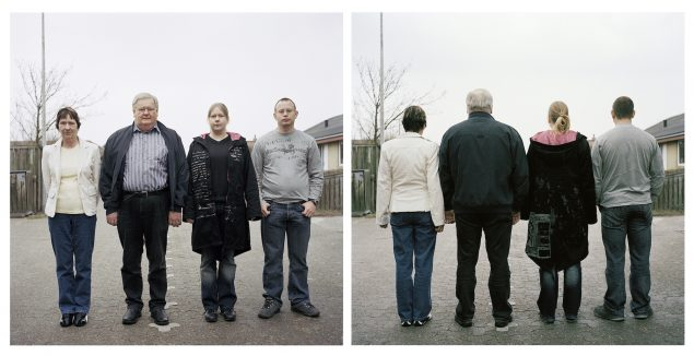 Charlotte Haslund-Christensen: Indfødte fra Ny Skagen, 2008. Fra serien De Indfødte/Natives: The Danes
