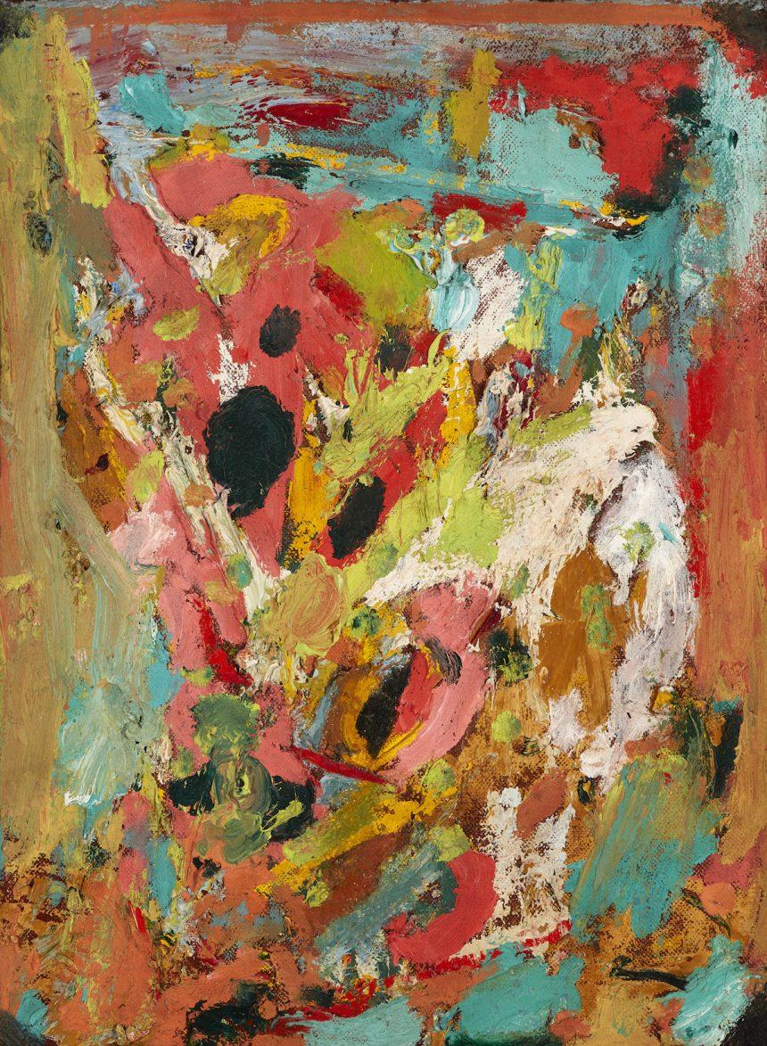 Oprydning i galleriet