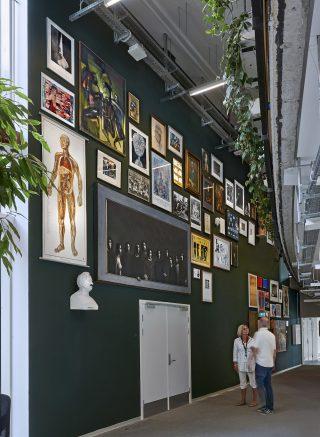 Campus Carlsberg. Foto: Torben Pedersen