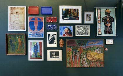 Kunstindvielse på Campus Carlsberg