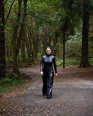 Sean Henry: Walking Woman, 2010. Foto: Ekebergparken / © Ivar Kvaal