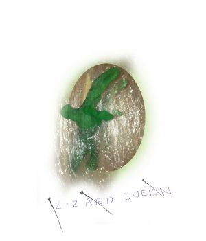 Sif Hedegård: Lizard Queen