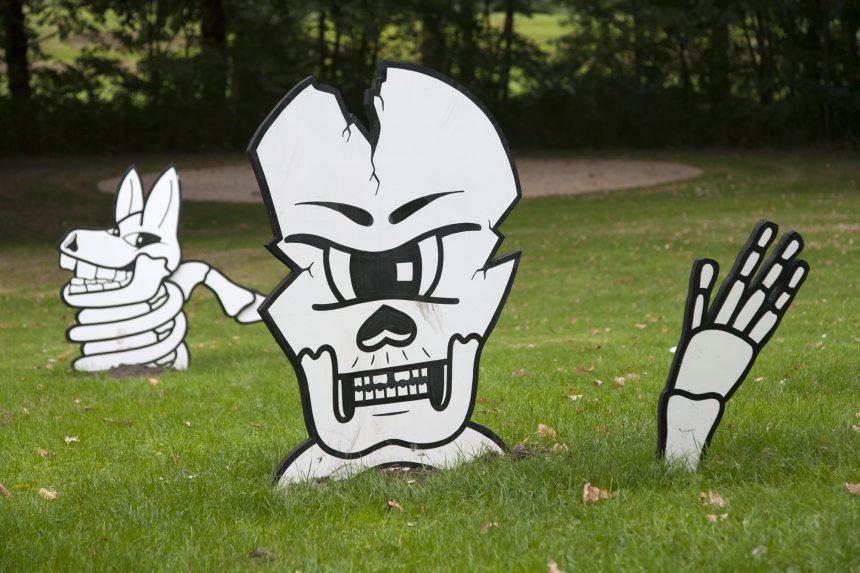 Grafik og gadekunst på Heerup Museum