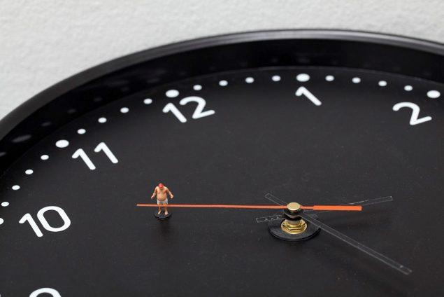 Peter Holst Henckel: Its About Time (beat the clock), 2013. Foto: Peter Holst Henckel