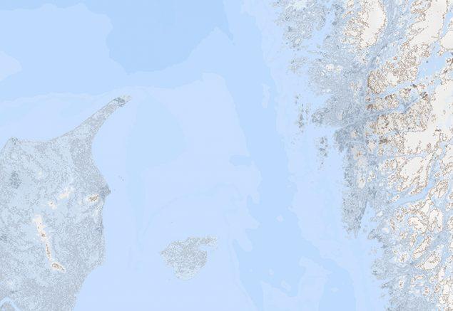 Rúrí: Future Cartography VII. Foto: Pétur Thomsen