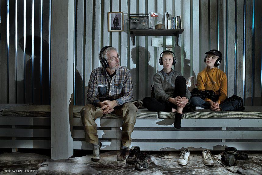 LYDKUNST #22: Whiteout – En teaterinstallation af lys og lyd