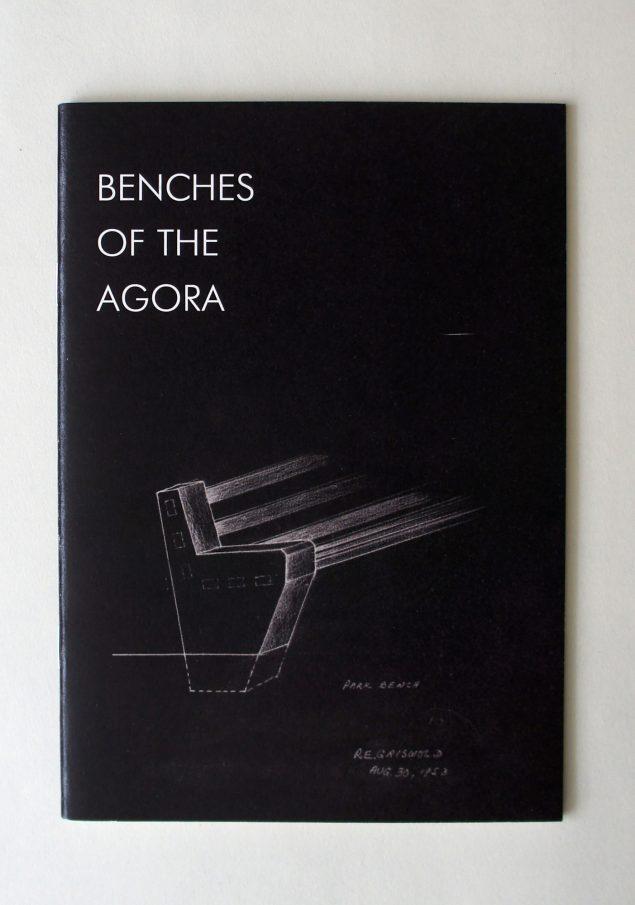 Rasmus Brink Pedersen: Benches of the Agora, 2015. Foto: Rasmus Brink Pedersen