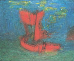 Carl Kylberg: med färgen bortom ytan