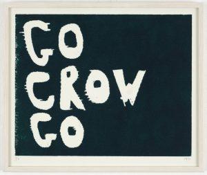 Svend-Allan Sørensen: Go Crow Go