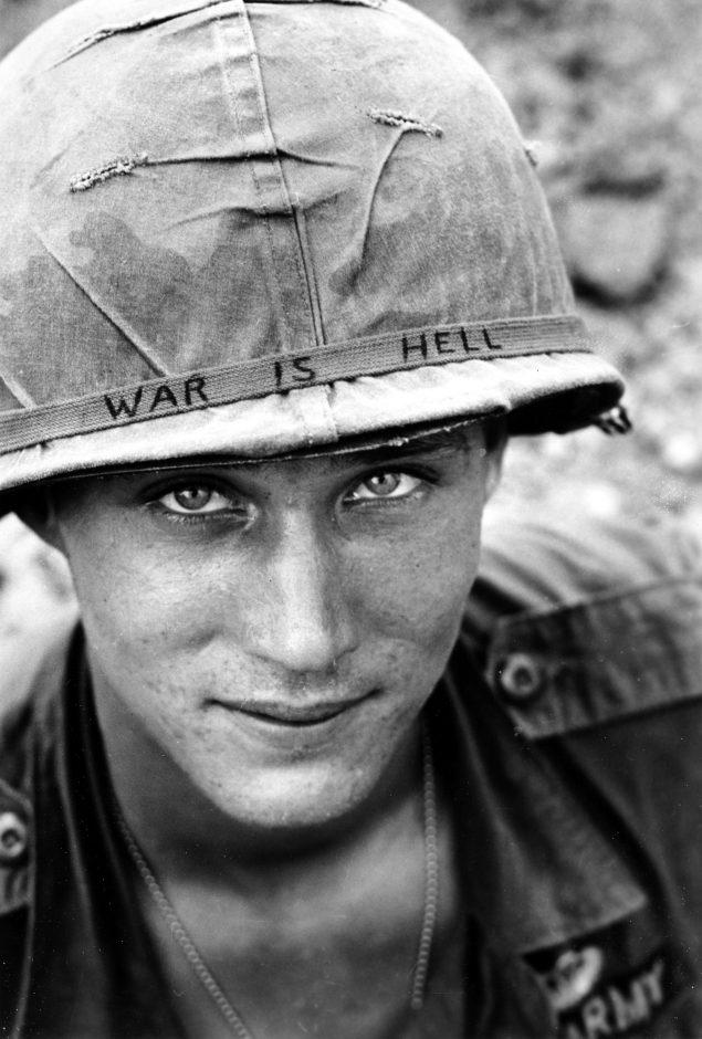 Horst Faas: War Is Hell, Vietnam, 1965