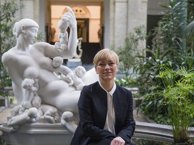 Fra skitse til skulptur – ny direktør på Glyptoteket