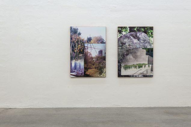 Markus von Platen: Dual Aspect & Arche. Foto: Niels Fabæk